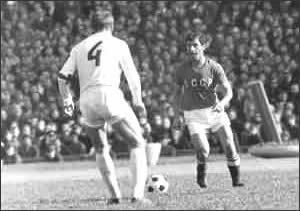 Матч СССР - Чехословакия