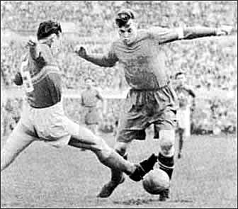 Московского Динамо осенью 1945 года стала пиком карьеры Всеволода Б…