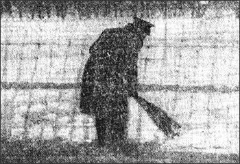 Зима застала врасплох работников