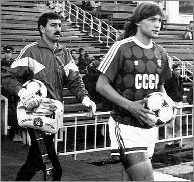 Звёзды «Спартака»! 1995-2002г! Василий Кульков!