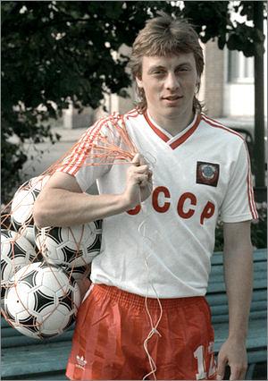 Звёзды Спартака! 1995-2002г! Валерий Шмаров!